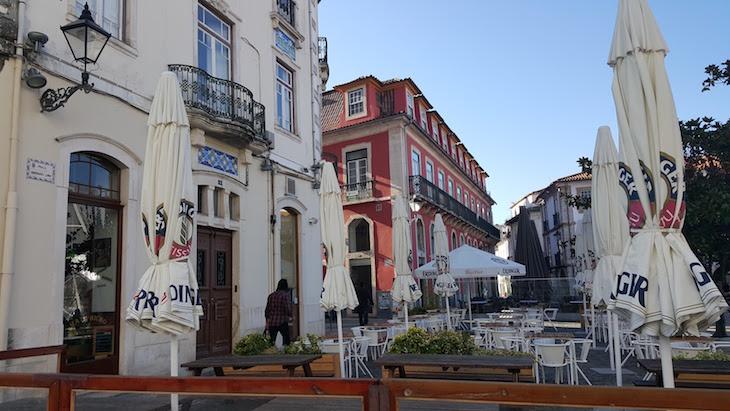 Esplanadas do Centro Histórico de Leiria © Viaje Comigo