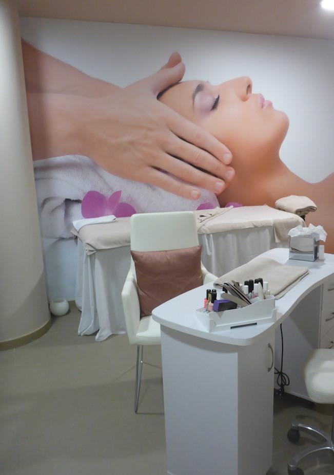 Estética no El Spa - Health Club & Spa do Tryp Lisboa Aeroporto Hotel © Viaje Comigo