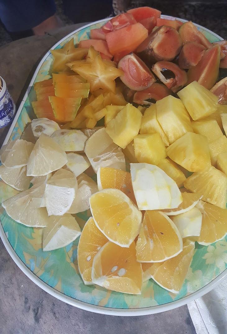 Frutas - República Dominicana © Viaje Comigo