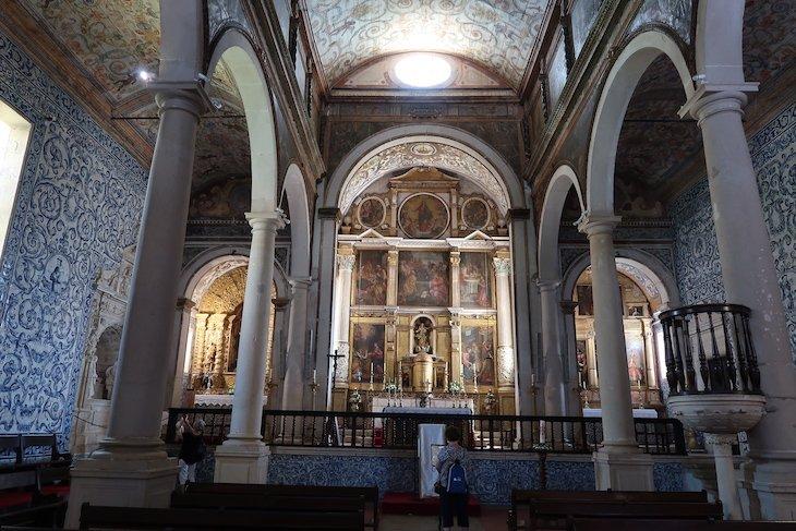 Igreja Santa Maria - Óbidos - Portugal © Viaje Comigo