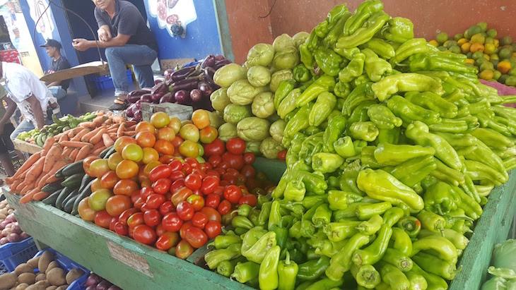 Mercado de Higuey - República Dominicana © Viaje Comigo