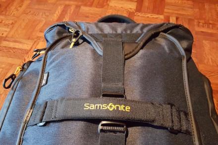 Paradiver Samsonite © Viaje Comigo