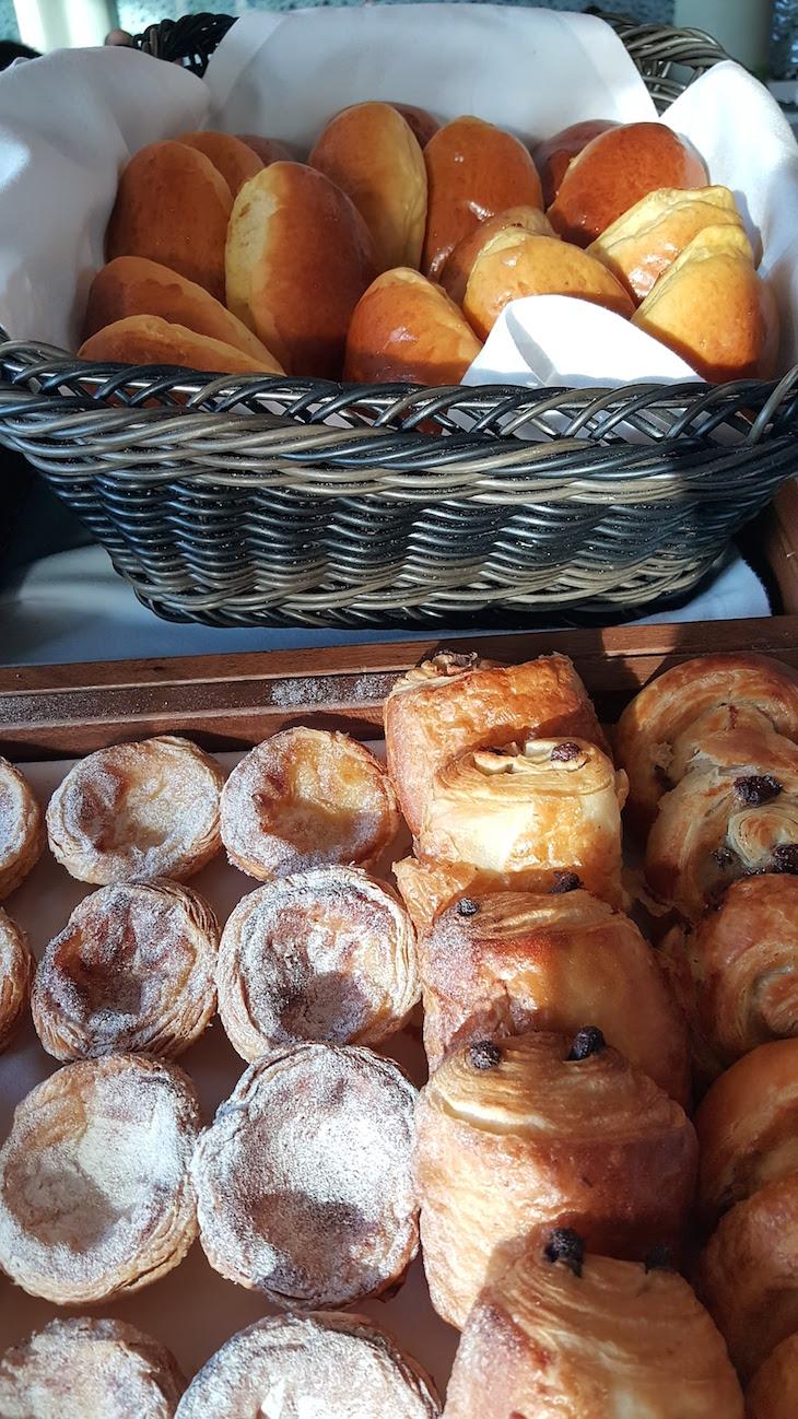 Pastelaria do pequeno-almoço do Tryp Aeroporto Lisboa © Viaje Comigo