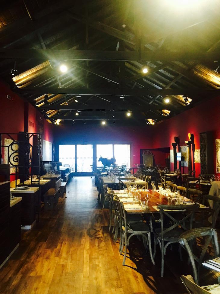 Restaurante Mundo dos Sabores, no World of Discoveries © Viaje Comigo