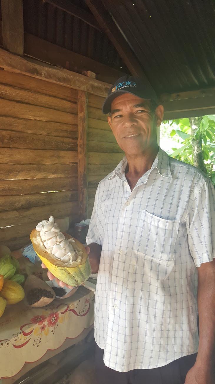 Sr. Silvio - República Dominicana © Viaje Comigo
