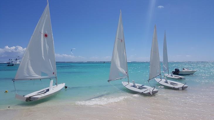 Vela no Club Med Punta Cana © Viaje Comigo