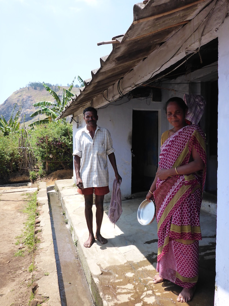 Vida na aldeia © Viaje Comigo