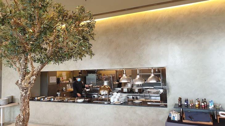 Restaurante do Hotel Tryp Aeroporto Lisboa © Viaje Comigo