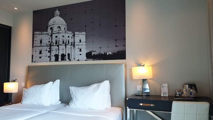 Hotel Tryp Aeroporto Lisboa © Viaje Comigo