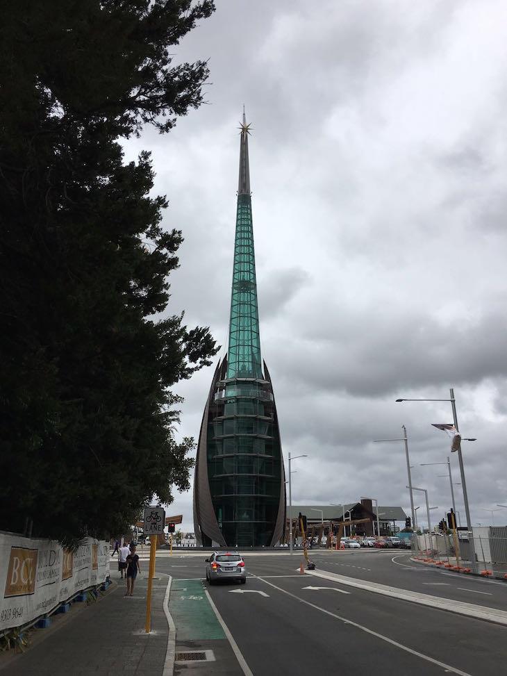 Bell Tower - Perth, Austrália DR