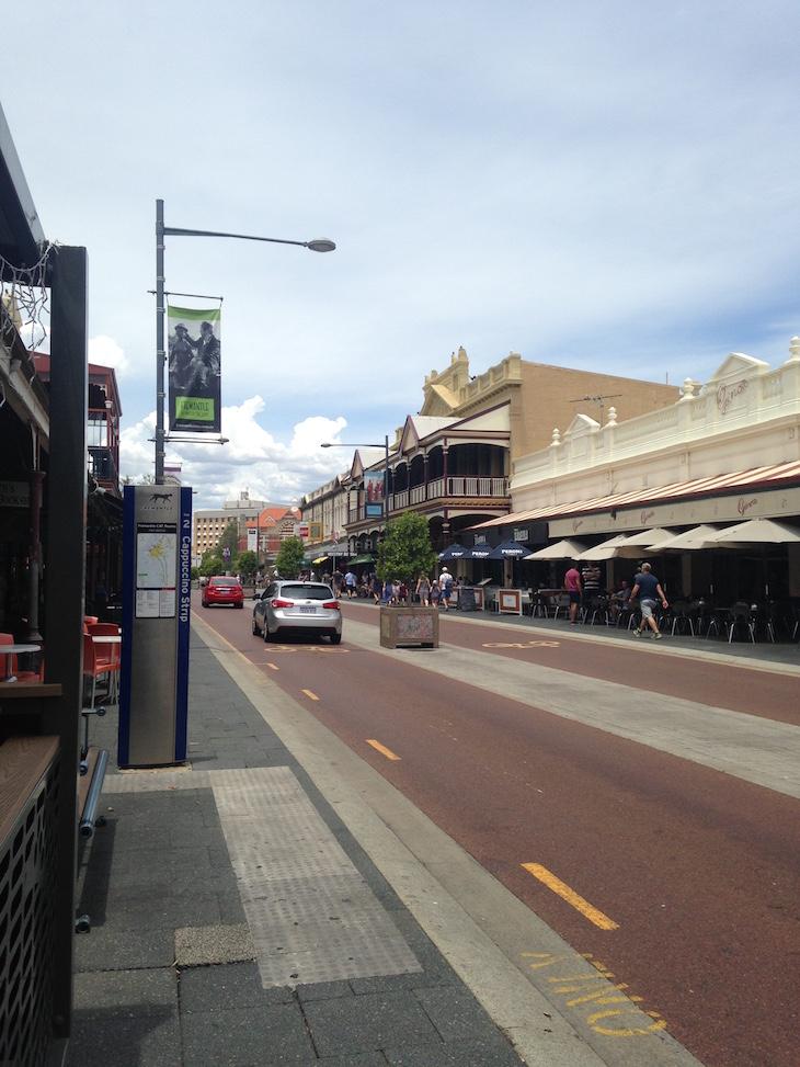 Fremantle, Austrália DR