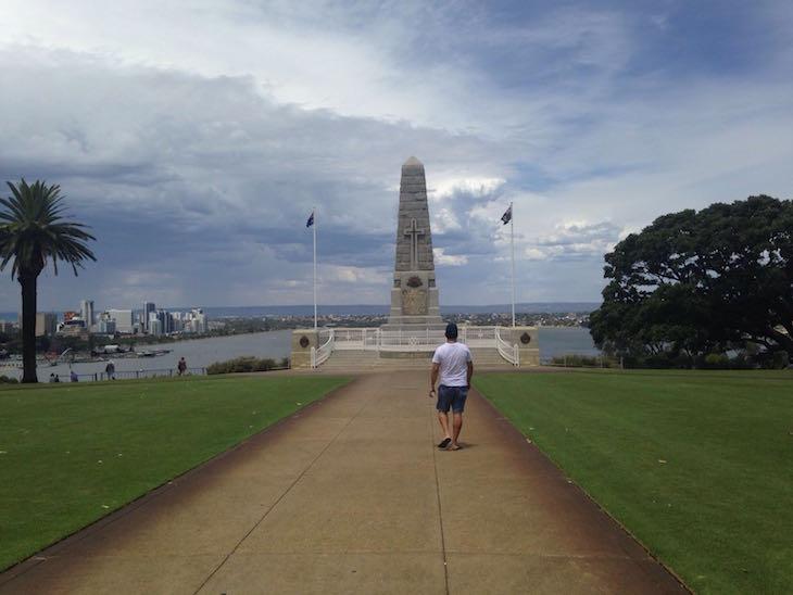 Kings Park - Perth Austrália DR