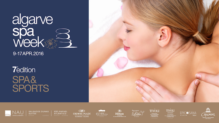Algarve Spa Week 2016