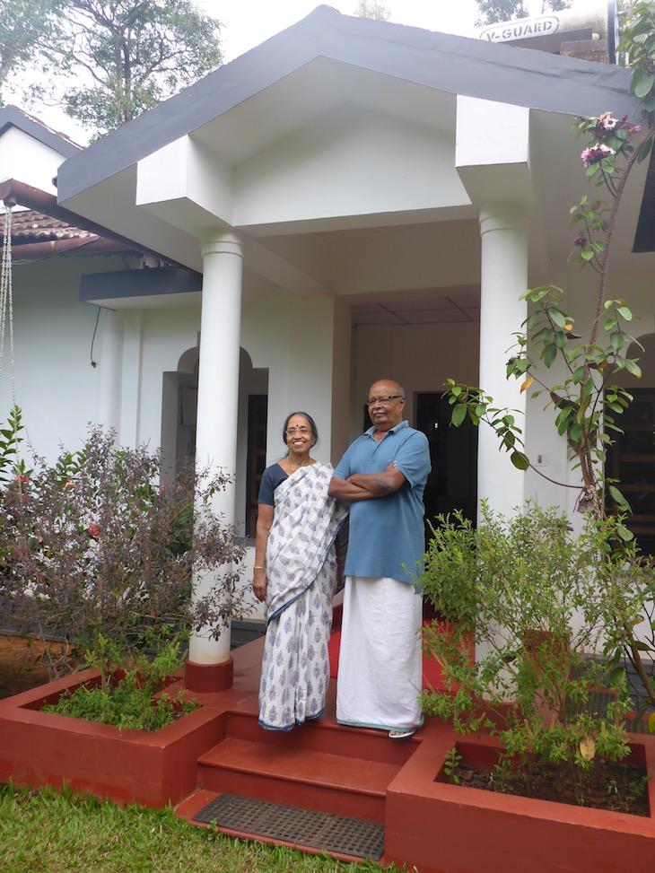 Casal do Pranavam Homestays, Kerala © Viaje Comigo
