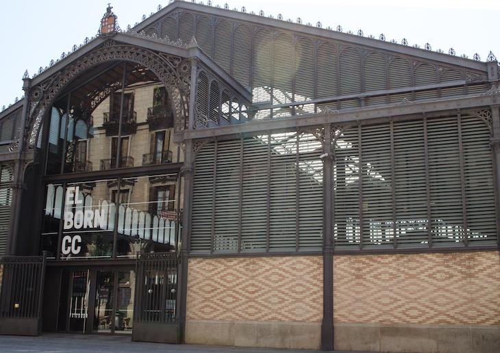 Centro Cultural del Born © De Café por Barcelona