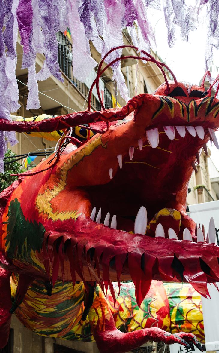 Festa de Gràcia ©De Café por Barcelona