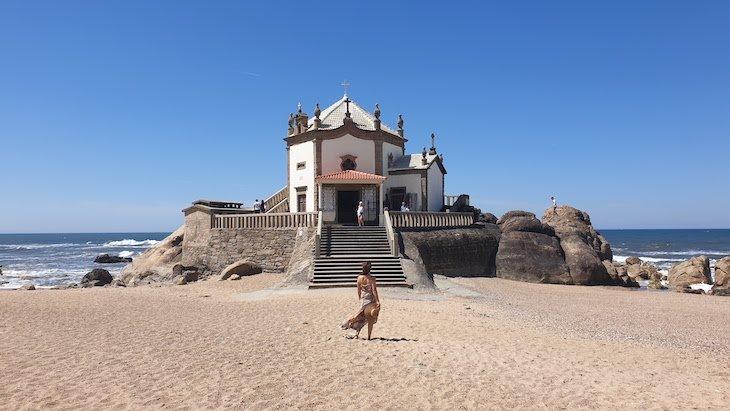 Capela do Senhor da Pedra - Vila Nova de Gaia - Portugal © Viaje Comigo