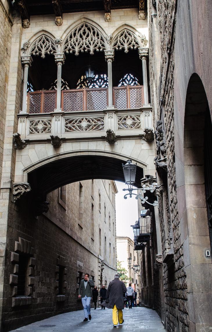 Ponte del Bisbe © De Café por Barcelona