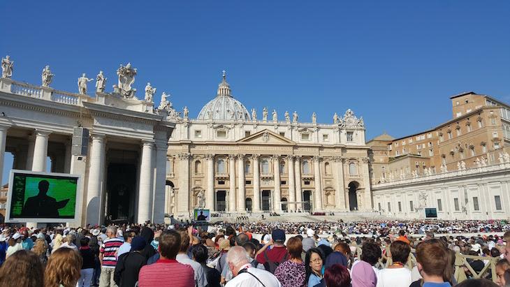 Vaticano © Viaje Comigo
