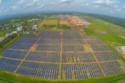 Direitos Reservados - Aeroporto de Cochim, Kerala, Índia