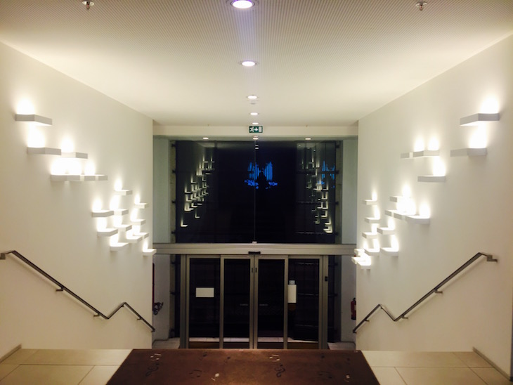 Hotel da Música - entrada secundária © Viaje Comigo