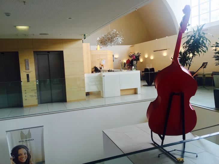 Hotel da Música © Viaje Comigo