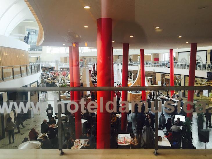 Hotel da Música, vista para o Mercado Bom Sucesso © Viaje Comigo