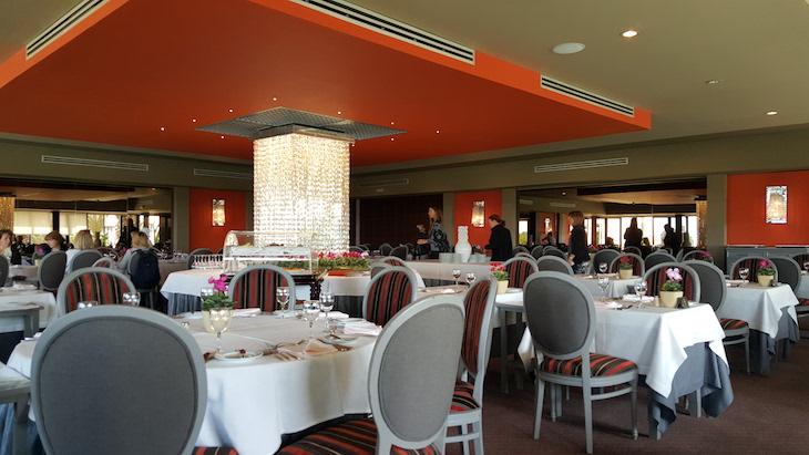Hotel Solverde, Restaurante Jardim © Viaje Comigo