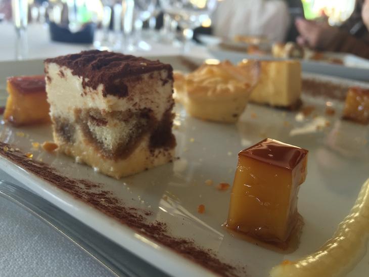 Sobremesas, no Hotel Solverde © Viaje Comigo