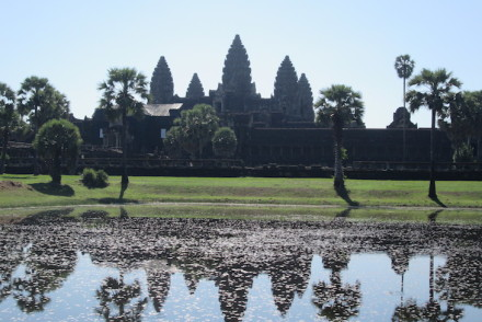 Angkor Wat, Cambodja - Foto: Andreia Palmeirim