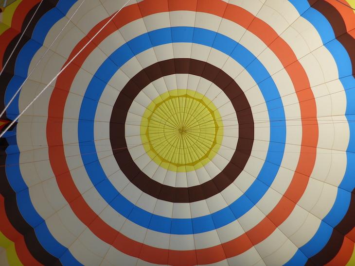 Balão de ar quente - Fundão © Viaje Comigo