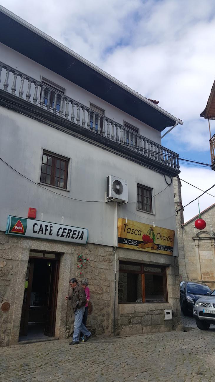 Café Cereja em Alcongosta - Fundão © Viaje Comigo