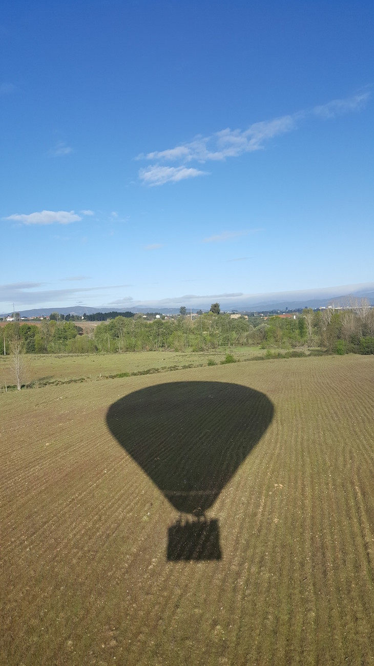 De balão no Fundão © Viaje Comigo
