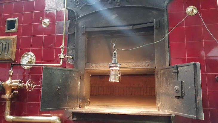 Fornos da Fábrica de Pão de Ló de Margaride, Felgueiras © Viaje Comigo