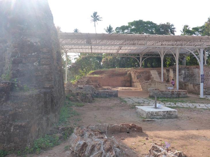 Forte Kottappuram, Cochim, Kerala © Viaje Comigo