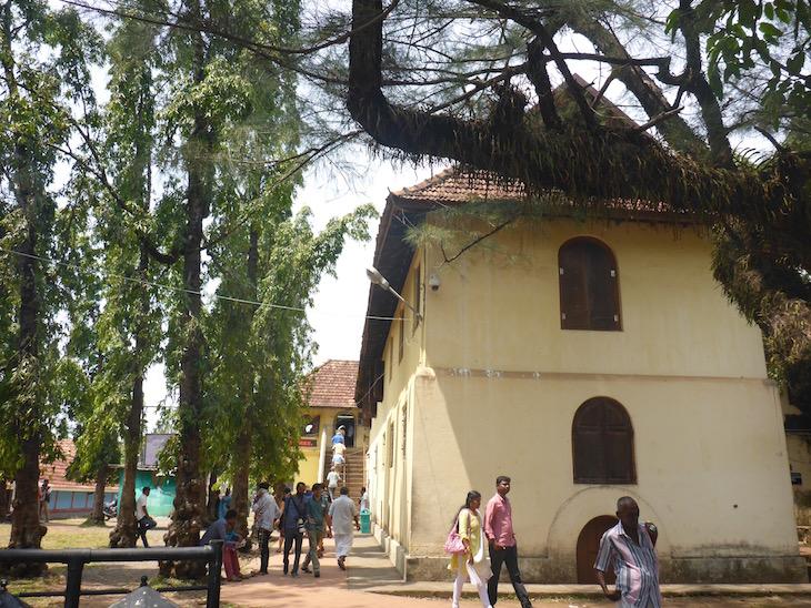 Palácio Holandês - Porto de Cochim, Kerala, India © Viaje Comigo