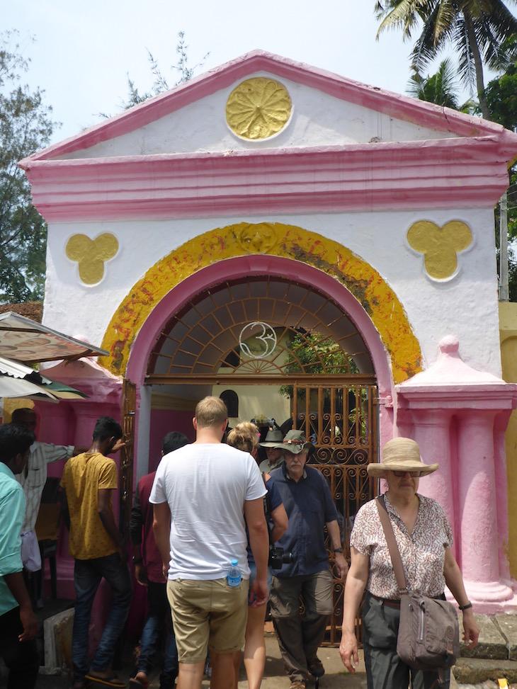 Palácio Mattancherry /Palácio Holandês - Fort Cochim, Kerala, India © Viaje Comigo