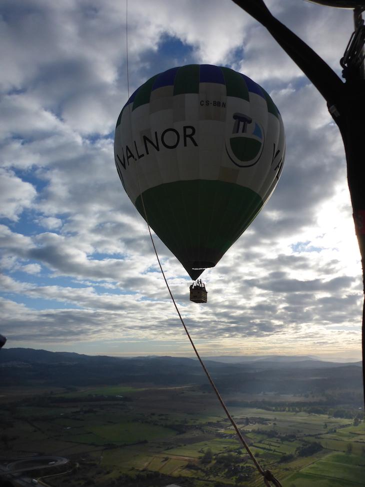 Passeio de Balão no Fundão © Viaje Comigo