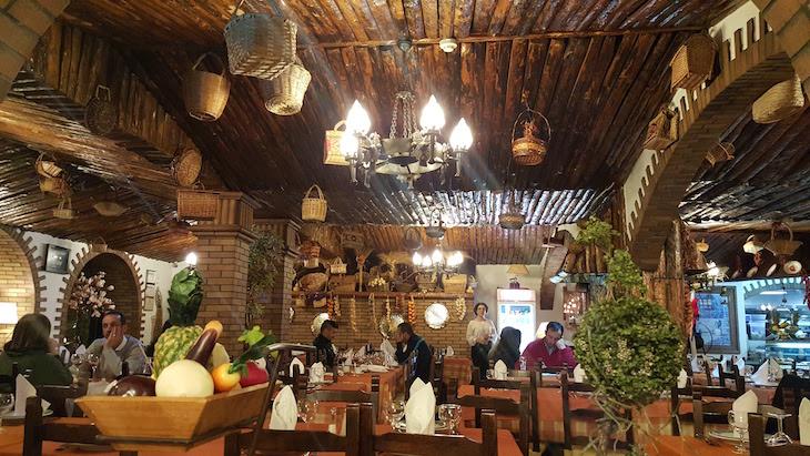 Restaurante do Alambique do Ouro - Fundão © Viaje Comigo