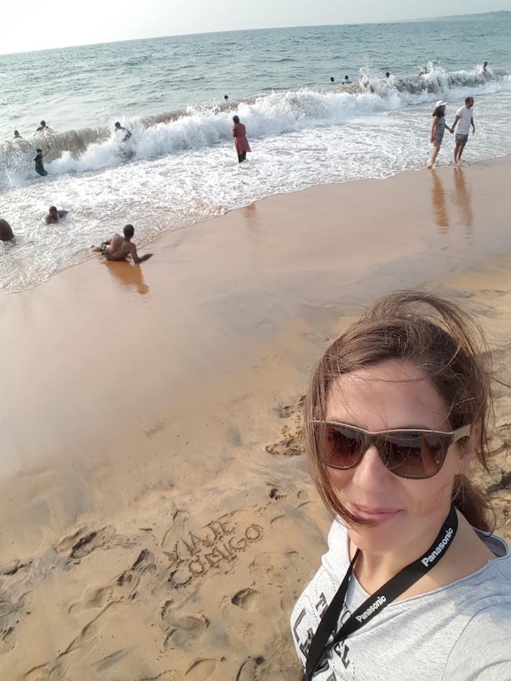 Viaje Comigo na Praia de Kovalam © Viaje Comigo