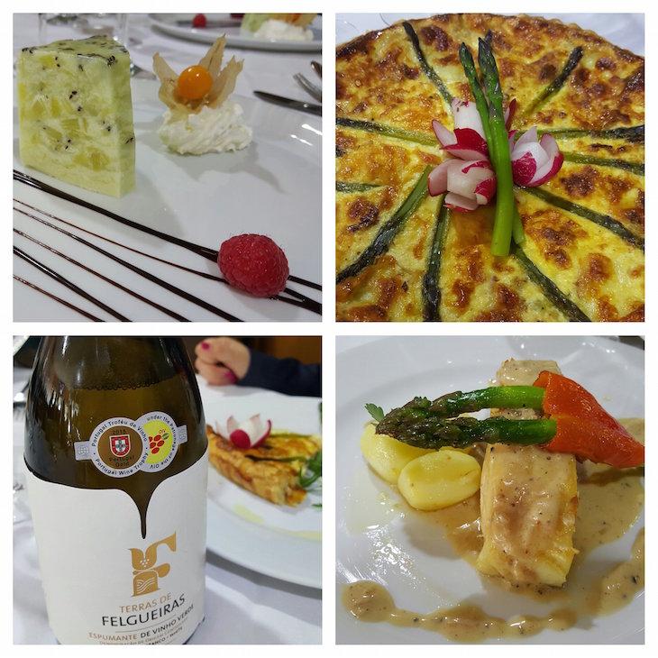 Restaurante Hede, Felgueiras © Viaje Comigo