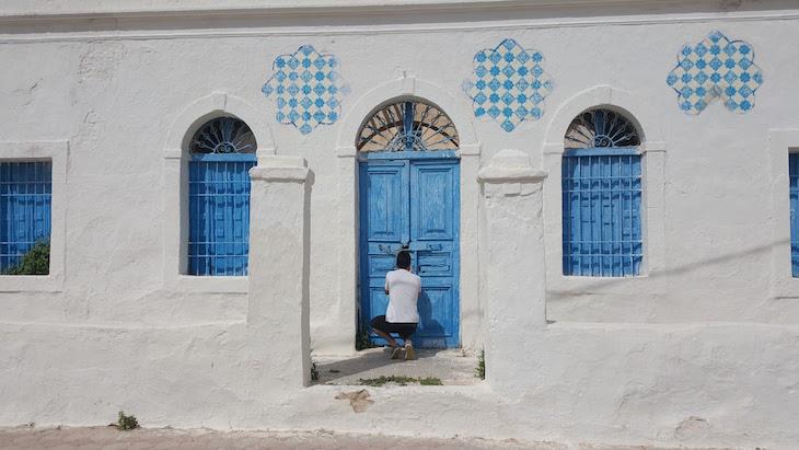 Artista: Add Fuel - Portugal, Djerbahood, Erriadh, Djerba, Tunisia © Viaje Comigo