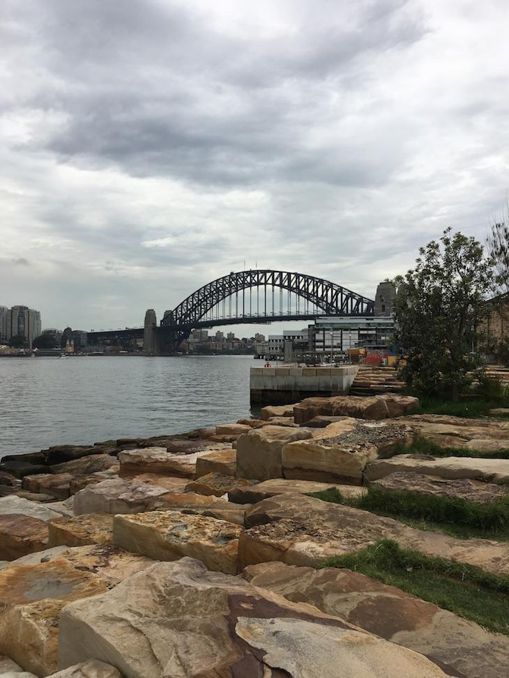 Barangaroo Reserve + Harbour Bridge - Direitos Reservados