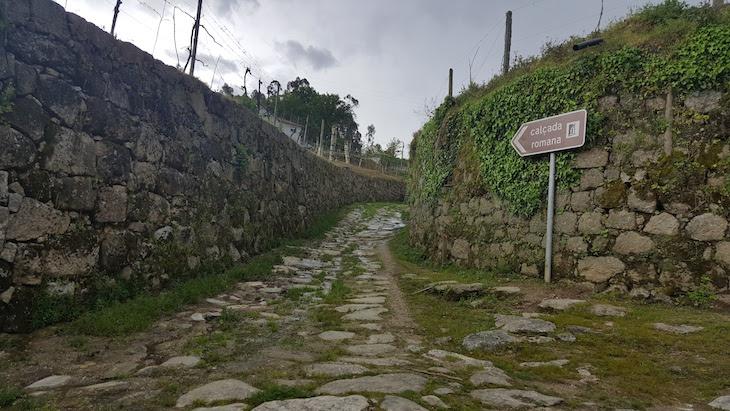 Calçada Romana, Felgueiras © Viaje Comigo