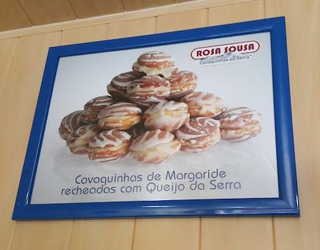 Cavaquinhas com queijo, Rosa Sousa, Felgueiras © Viaje Comigo