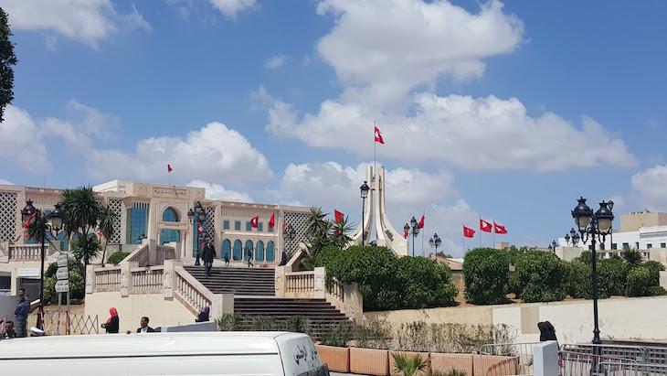 Cidade de Tunes, Tunísia © Viaje Comigo