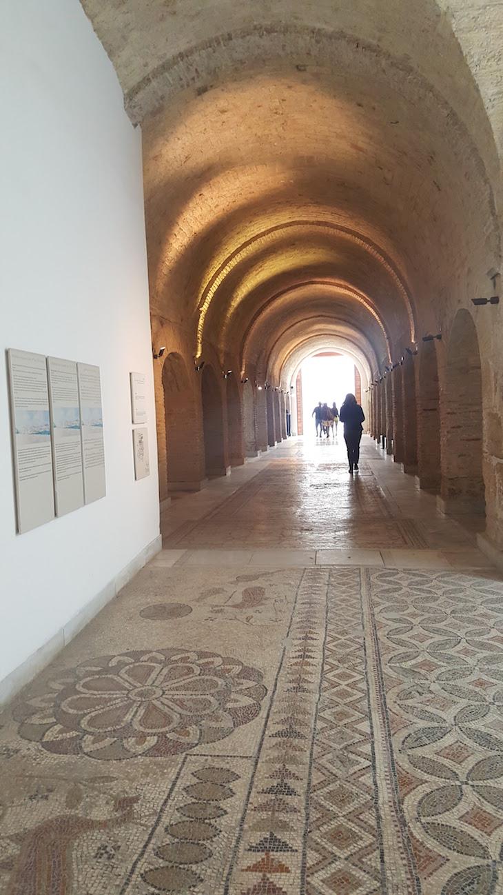 Corredores do Museu do Bardo, Tunísia © Viaje Comigo