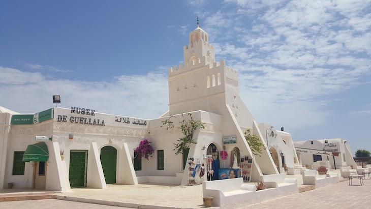 Entrada do Museu de Guellala, Djerba, Tunísia © Viaje Comigo