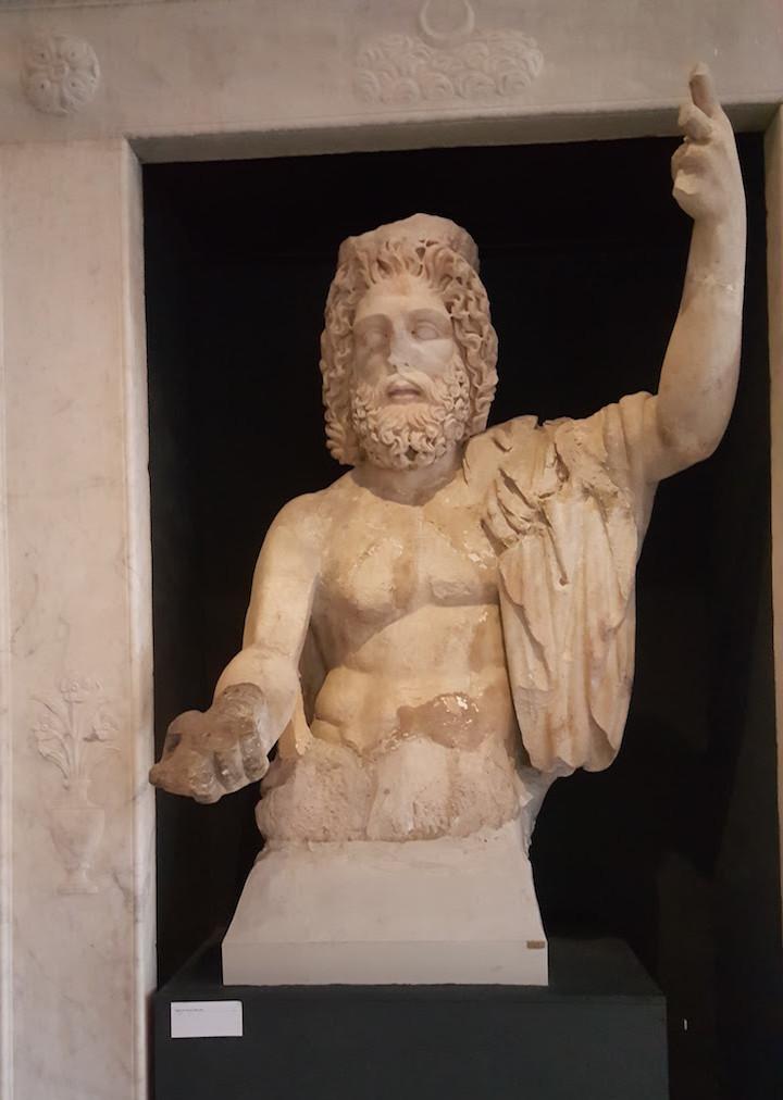 Estátuas do Museu do Bardo, Tunísia © Viaje Comigo