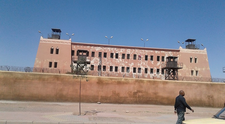 Filmagens de Prison Break em Ouarzazate, Marrocos © Rita Leitão